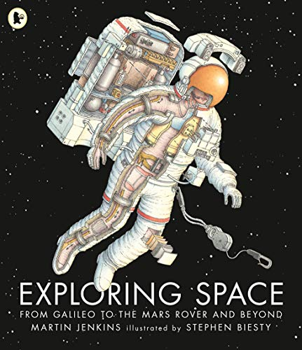 9781406379815: Exploring Space: From Galileo to the Mars Rover and Beyond: 1