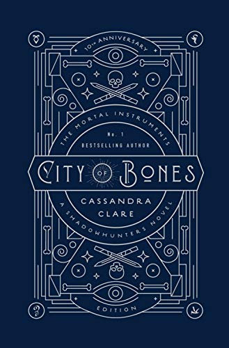 9781406381320: City of Bones: 10th Anniversary Edition (The Mortal Instruments)