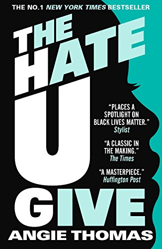 9781406387162: The Hate U Give [Paperback] Angie Thomas (author)