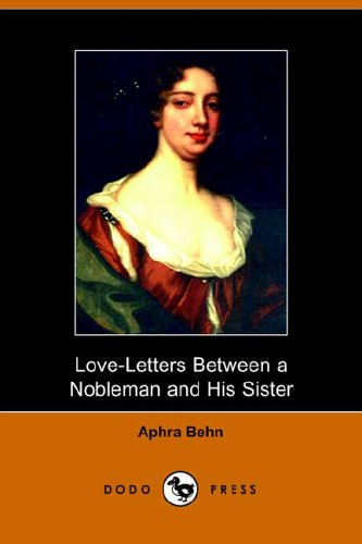 9781406501858: Love-Letters Between a Nobleman and His Sister