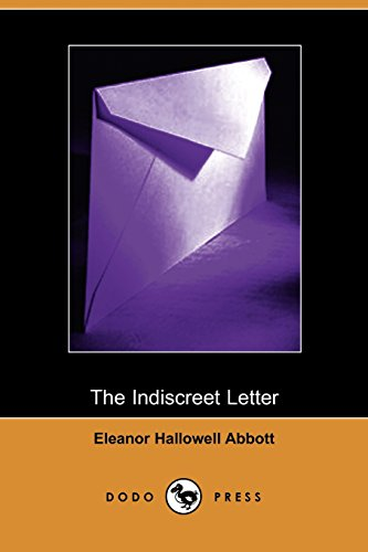 9781406503449: The Indiscreet Letter