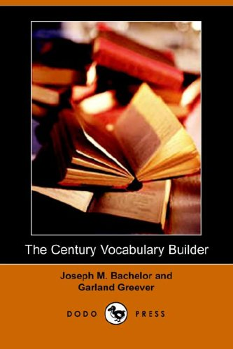 9781406503708: The Century Vocabulary Builder