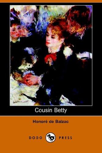 9781406506273: Cousin Betty (Dodo Press)