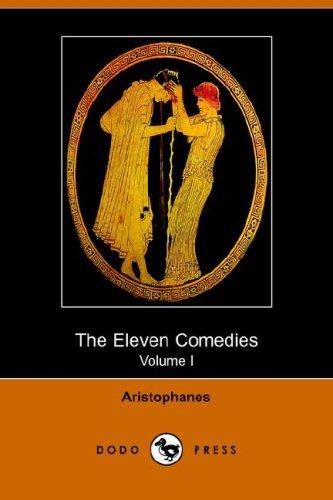 9781406509786: The Eleven Comedies, Volume 1 (Dodo Press)