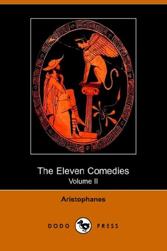 9781406509793: The Eleven Comedies, Volume 2 (Dodo Press)