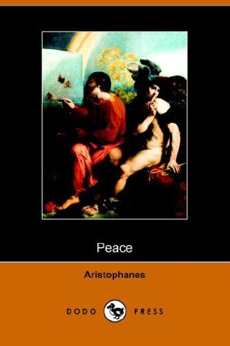 9781406509823: Peace (Dodo Press)