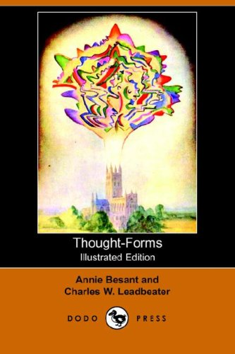 9781406510690: Thought-Forms (Illustrated Edition) (Dodo Press)