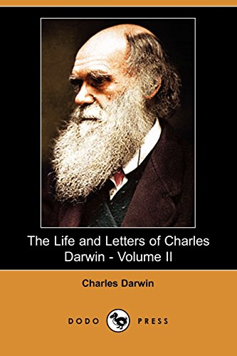 9781406511932: The Life and Letters of Charles Darwin - Volume II (Dodo Press)