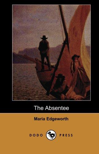 9781406516449: The Absentee (Dodo Press)