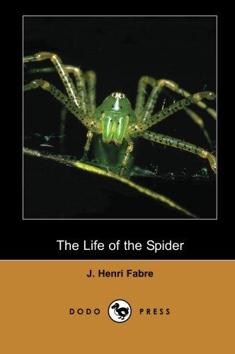 The Life of the Spider (Dodo Press): Fabre, J. Henri