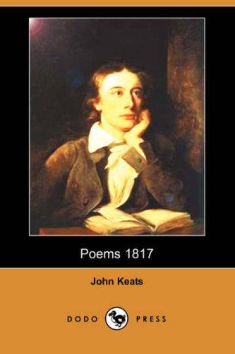9781406518610: Poems 1817