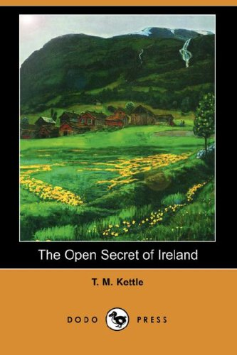 9781406519112: The Open Secret of Ireland (Dodo Press)