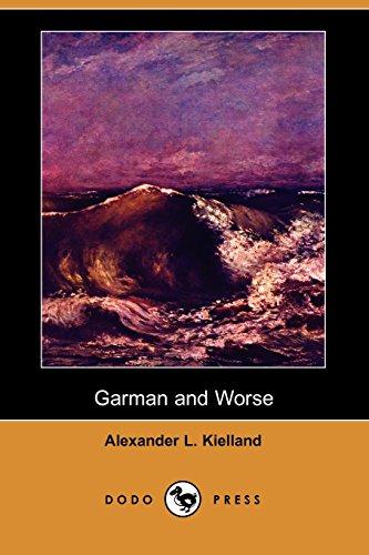 9781406519150: Garman and Worse (Dodo Press)