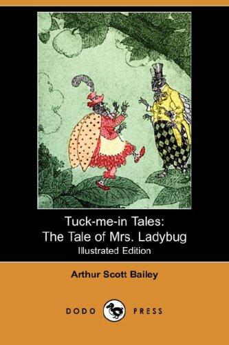 9781406521276: The Tale of Mrs. Ladybug (Tuck-me-in Tales)