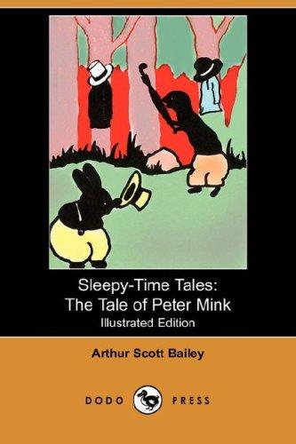 9781406521290: The Tale of Peter Mink (Sleepy-Time-Tales)