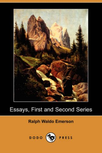 9781406525175: Essays, First and Second Series (Dodo Press)