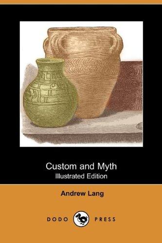 9781406526127: Custom and Myth