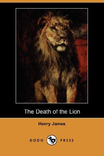 9781406526523: The Death of the Lion (Dodo Press)