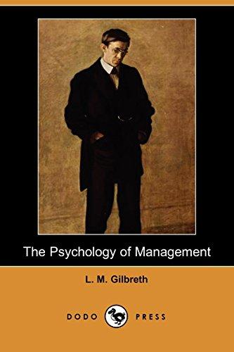 9781406528503: The Psychology of Management (Dodo Press)