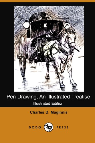 9781406529661: Pen Drawing, an Illustrated Treatise