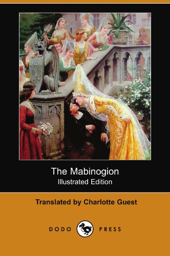 9781406533613: The Mabinogion (Illustrated Edition) (Dodo Press)