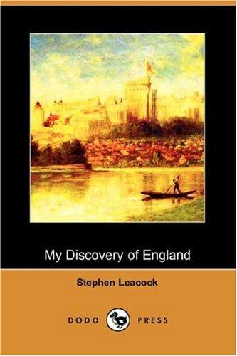 9781406536355: My Discovery of England (Dodo Press)