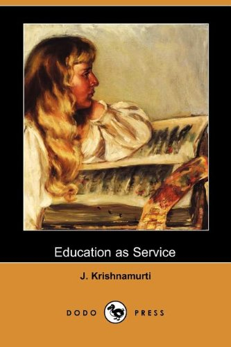 9781406536539: Education as Service (Dodo Press)