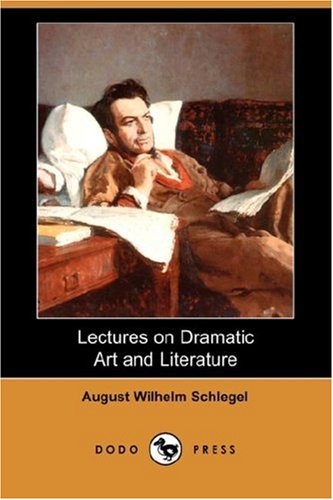 9781406539103: Lectures on Dramatic Art and Literature