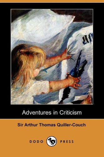 9781406539578: Adventures in Criticism (Dodo Press)