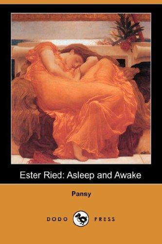 9781406541861: Ester Ried: Asleep and Awake (Dodo Press)
