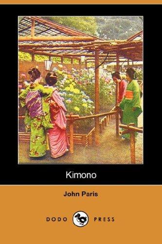Kimono Dodo Press: John Paris