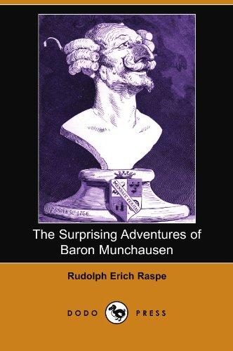 9781406542417: The Surprising Adventures of Baron Munchausen (Dodo Press)