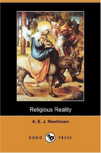 9781406542455: Religious Reality