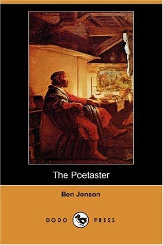 9781406546521: The Poetaster (Dodo Press)