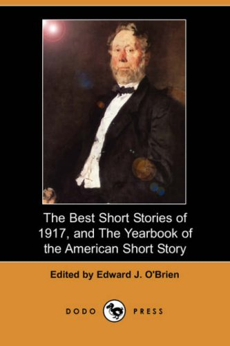 9781406547511: The Best Short Stories of 1917, and the Yearbook of the American Short Story