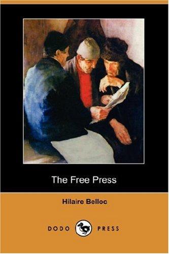 9781406547634: The Free Press (Dodo Press)