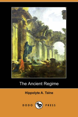 9781406548693: The Ancient Regime