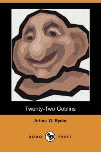 9781406550009: Twenty-Two Goblins (Dodo Press)