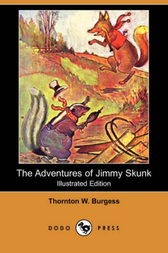 9781406553185: The Adventures of Jimmy Skunk (Illustrated Edition) (Dodo Press)