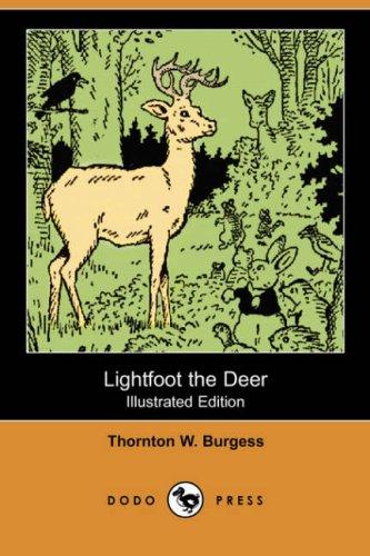 9781406553192: Lightfoot the Deer (Illustrated Edition) (Dodo Press)