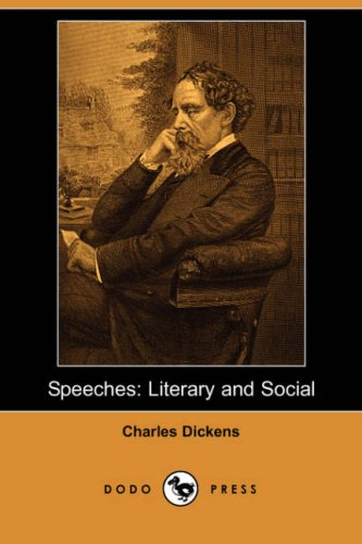 Speeches: Literary and Social (Dodo Press)