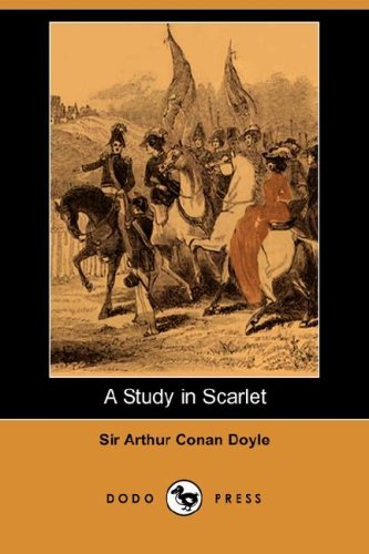 9781406556384: A Study in Scarlet (Dodo Press)