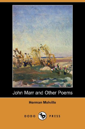 9781406557107: John Marr and Other Poems (Dodo Press)
