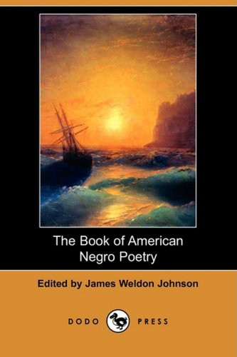 9781406559323: The Book of American Negro Poetry (Dodo Press)