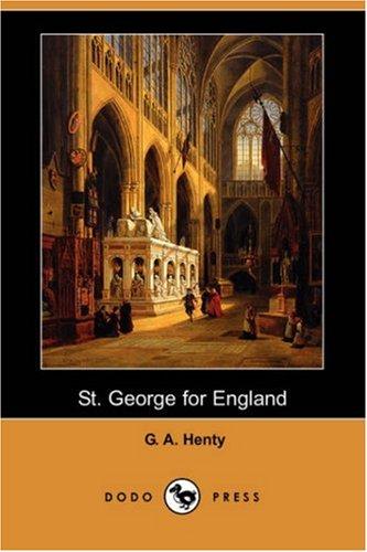 9781406562385: St. George for England (Dodo Press)