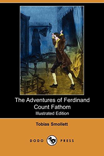 9781406564228: The Adventures of Ferdinand Count Fathom (Illustrated Edition) (Dodo Press)
