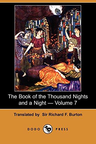 The Book of the Thousand Nights and: Translator-Sir Richard F.