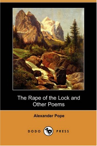 9781406566437: The Rape of the Lock and Other Poems (Dodo Press)