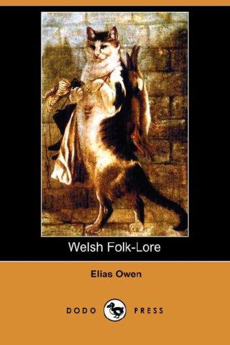 9781406568257: Welsh Folk-Lore (Dodo Press)