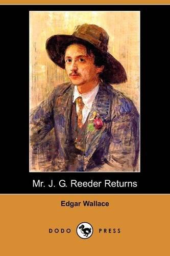9781406573077: Mr. J. G. Reeder Returns (Dodo Press)